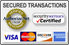 Secured Credit Card Transactions from CopQuest - Click for Certificate Information