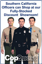 CopQuest Warehouse Showroom in Camarillo, CA