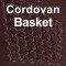 Cordovan Basketweave