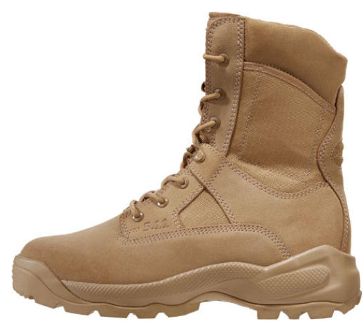 5.11 A.T.A.C. Side Zip 8-inch Boots - Coyote
