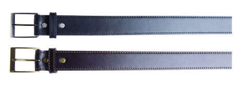 5.11 Leather Casual Belt - 1.5-inch Plain, Larger Sizes