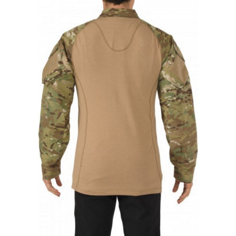 5.11 MultiCam TDU Rapid Assault Shirt, Men's