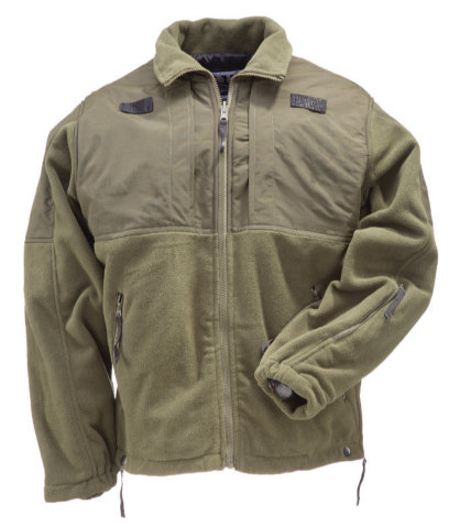 5.11 Tactical Fleece Jacket, Men's Larger sizes