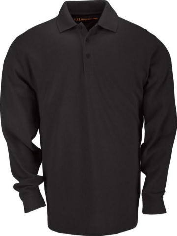 5.11 Tactical Jersey L/S Polo Shirt, Men's