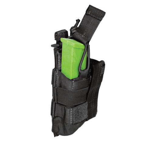 5.11 VTAC Double Pistol Bungee/Cover Magazine Pouch