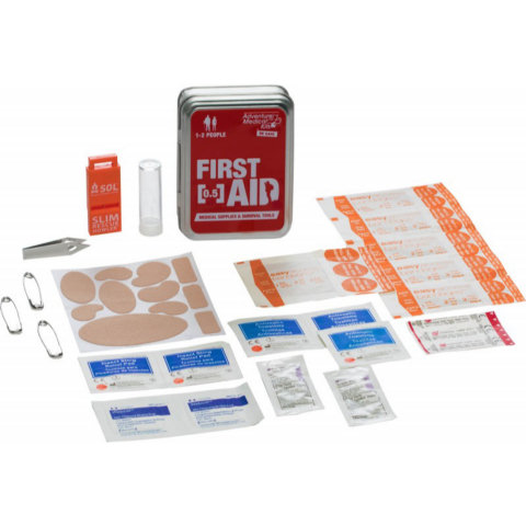 Adventure Medical Kits Adventure First Aid 0.5 Tin