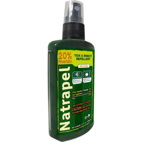 Adventure Medical Kits Natrapel 12-Hour Insect Repellent - 3.4 oz. Pump Spray