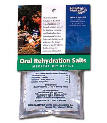 Adventure Medical Kits Oral Rehydration Salts (3)
