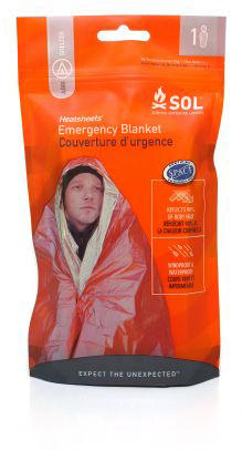 Adventure Medical Kits SOL Emergency Blanket - One Person