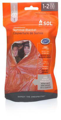 Adventure Medical Kits SOL Survival Blanket - Two Person