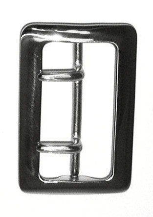 Air-Tek Sam Browne 2 1/4 Inch Duty Belt Buckle