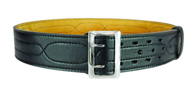 Air-Tek Sam Browne Duty Belt - Leather - 2-1/4 Inch
