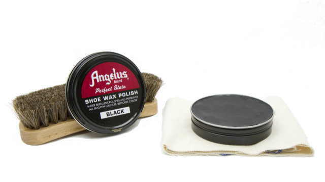 Angelus Shoe Wax - 2.25 oz. - Black