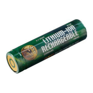 ASP 18650 Lithium-Ion Rechargeable Battery
