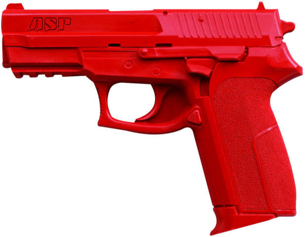ASP Red Gun Handgun Exact Weight Training Replica - Sig P2022 9mm
