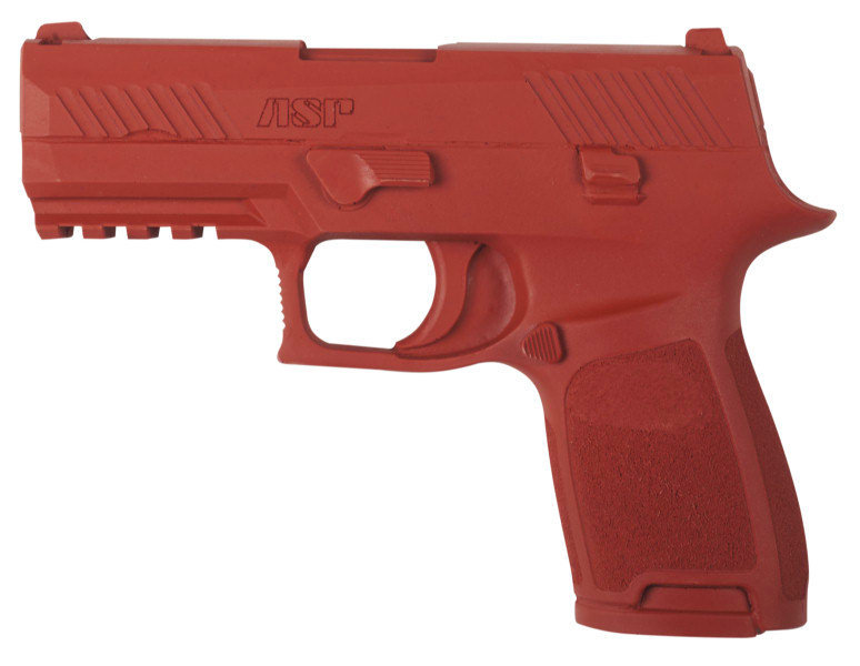 ASP Red Gun Handgun Exact Weight Training Replica - Sig P320 Compact