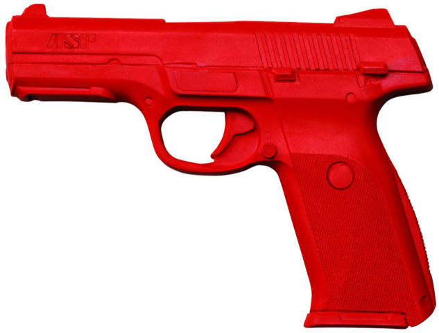 ASP Red Gun Handgun Training Replicas - Ruger SR9