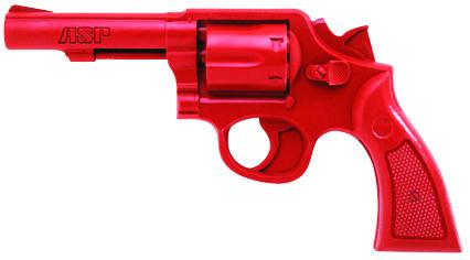 ASP Red Gun Firearm Training Replicas - Smith & Wesson