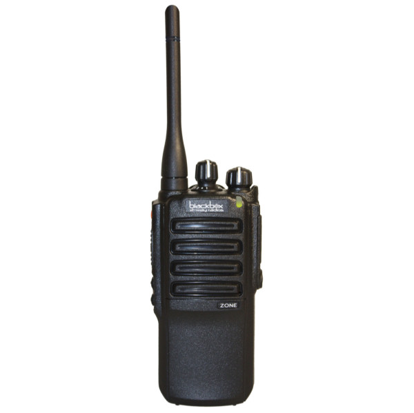 Blackbox Zone Digital UHF 2-Way Radio