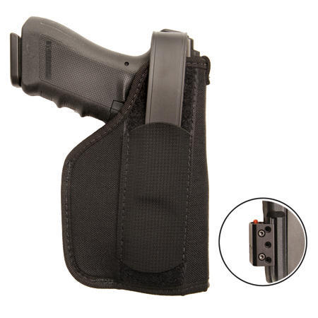 BlackHawk Nylon Laser Holster - Right Hand Only