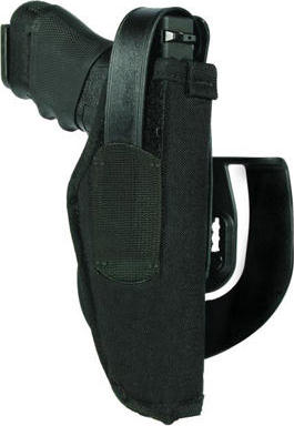 BlackHawk Nylon Paddle Holster (Right Hand Carry Only)