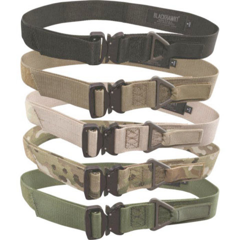 BlackHawk Rigger's Belt with Cobra Buckel - 1.75-inch