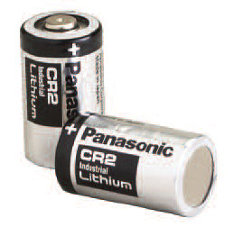 CR2 Lithium Batteries - 2 Pack