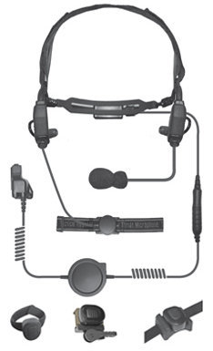 Crane Extreme Bone Conduction Boom Microphone
