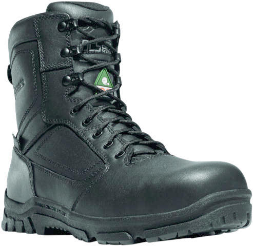 Danner Lookout Ems Csa Uniform Boots Men S 8 Inch