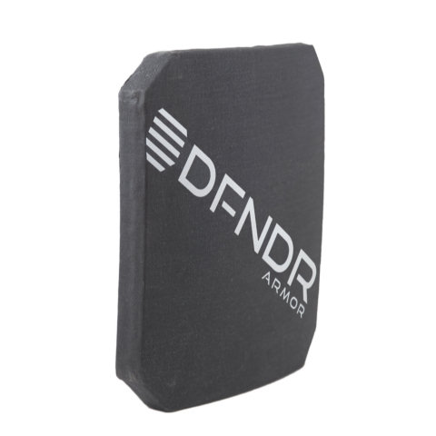 DFNDR Armor Level III+ Rifle Side Plate - Set of 2