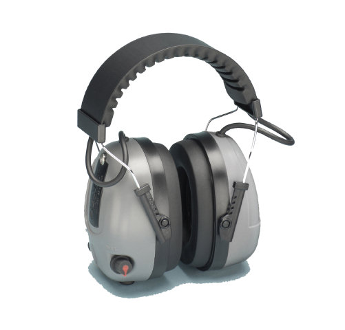 Elvex Impulse Electronic Hearing Protection - 25 db NRR