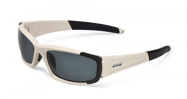 ESS CDI - Desert Tan - Medium Fit Sunglass Kit