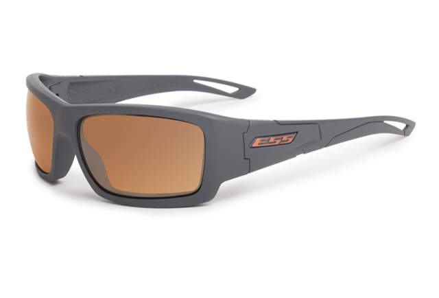 ESS Credence - Gray Frame w/Mirrored Copper Lenses