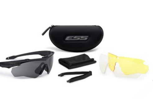 ESS Crossblade 3LS Kit - Black Frame