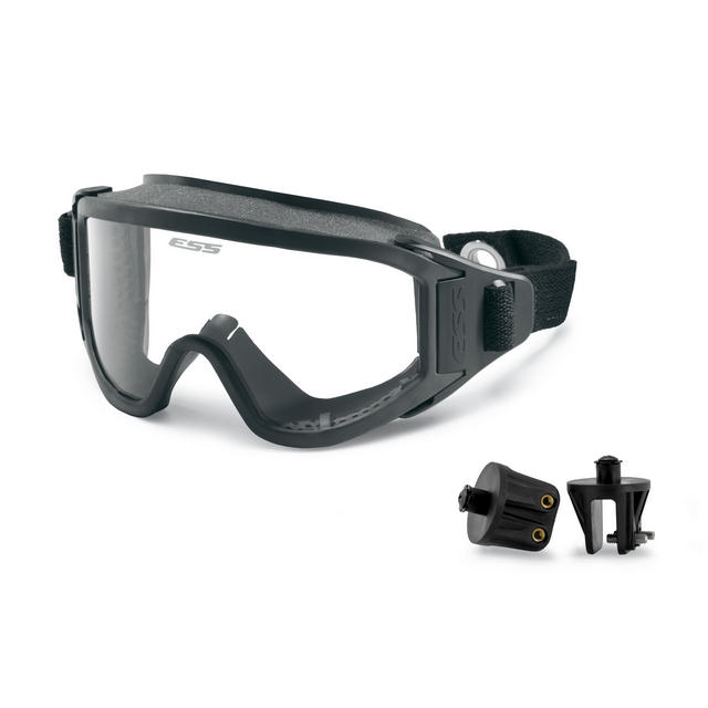 ESS Innerzone 2 Goggles - NFPA 1971 Compliant Structural Goggle with Patented Mounting System
