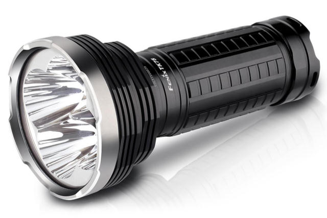 Fenix TK75 LED Flashlight, 2015 Upgrade - 4000 Lumens
