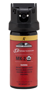First Defense MK-2 Canister - .4 MC - 1.0 oz.