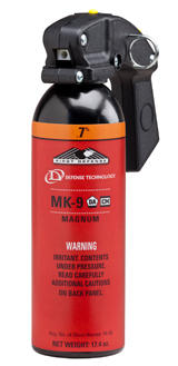 First Defense MK-9 Canister - .7 MC - 13.4 oz.