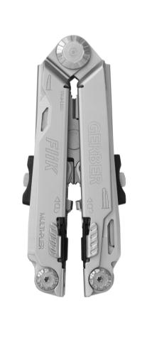 Gerber FLiK Multi-Plier Needlenose - Stainless Steel