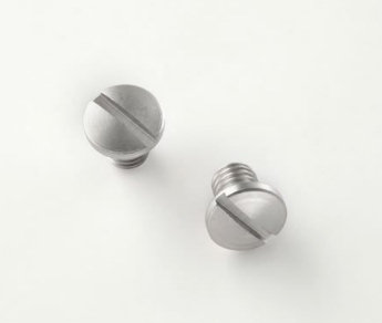 Grip Screws for Sig Sauer P230 - Stainless - Slotted