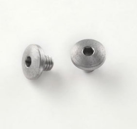 Grip Screws for Sig Sauer P239 - Stainless - Hex Head