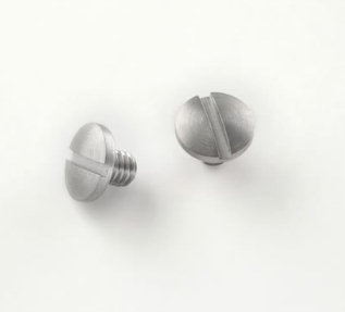 Grip Screws for Sig Sauer P239 - Stainless - Slotted