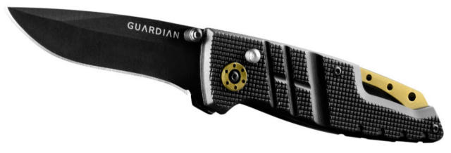 Guardian D-2 - 3.0-inch Clip Knife