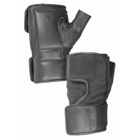 Hatch WC100 Wheelchair Quad Push Gloves - Leather Palm