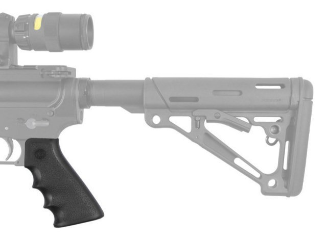 Hogue AR-15/M-16 Rubber Grip with Finger Grooves