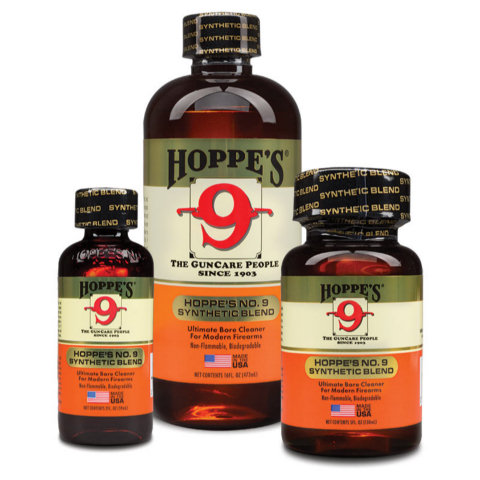 Hoppe's No. 9 Synthetic Blend Bore Cleaner