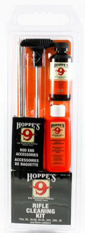 Hoppe's Rifle Cleaning Kit - Clamshell