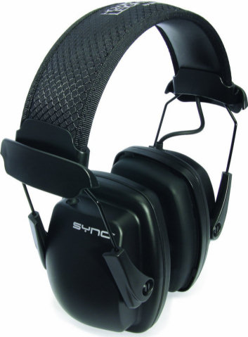 Howard Leight Sync Stereo Earmuff - NRR 25
