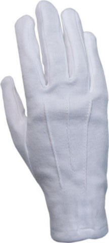 HWI PAR600 Parade Glove - White