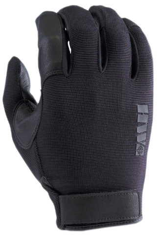 HWI ULD100 Knit All Day Duty Glove - Black